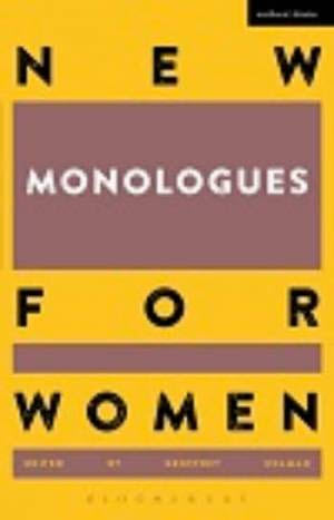 image for New Monologues for Women