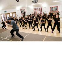 West End Star Packs A Punch At Bath Theatre School Master Class