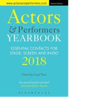 Book – Actors and Performers Yearbook 2018