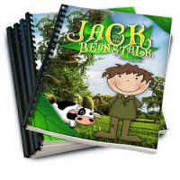 Script – Jack And The Beanstalk