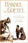 Front cover for Hansel and Gretel