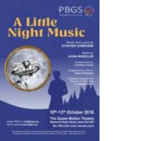 Introduction Night – A Little Night Music