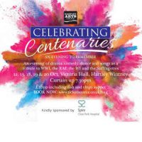 Celebrating Centenaries – An Evening to Remember!